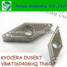 KYOCERA EXTERNAL turning tool holder with VBMT INSERT