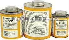 high adhesive strength good sealing performance CPVC glue PVC glue