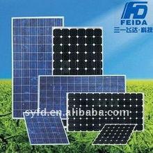 5W high efficiency monocrystalline solar panels TUV, IEC, ROHS, CE, FCC certified