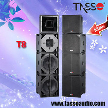 Stage Speakers Professional Active Passive Compact