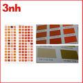 ffc104 tinta spray color chart para carros