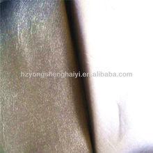 150d embossing pvc logo pvc bag material