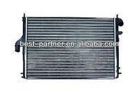 auto parts air conditioning radiator for Renault Logan 8200582026