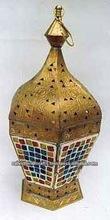 decorative morion lamps/ brass oil lamp/ antique lamp