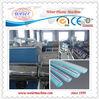 pvc fiber reinforced hose extruding machine