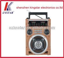AM fm sw radio with sd card slot