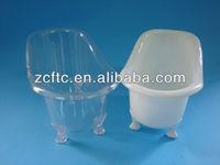 mini packaging plastic tub,