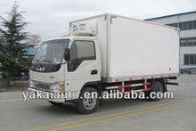 isuzu caminhões de entrega de encomendas corpo vans fabricantes