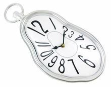 Wall Melting Clock