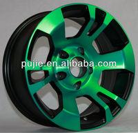 High quality 16 inch eagle alloy wheels