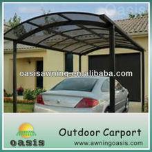 5.5m*3m*3m,1set,Anti-typhoon UV automobile aluminum frame rain shelter,car tent port