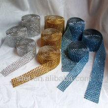 Popular sparkling rhinestones rhinestone diamond wrap