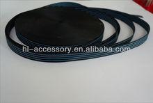 de alta calidad de varios patrones de lona militar bandalateral cinturones web bandalateral de tapicería