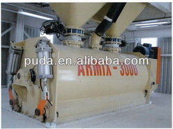 high efficiency refractory material mixer