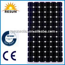 200W mono solar panel best price per watt from Chinese Manufacturer