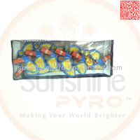 Small spring butterfly consumer toy fireworks for kids