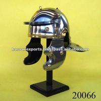 Roman Helmet / Roman Gallic Medieval Armor Helmet / Roman Helmet Brass Fitted
