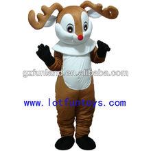 Traje de navidad/mascota/animal traje/traje de renos