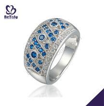 2013 wholesale fashion gift jewelry silver tat ring