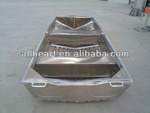 11ft flat bottom aluminum fishing boat for sale