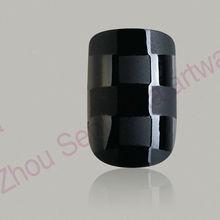 New!!! noble matte design artificial nails