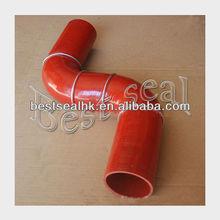 fiber reinforced silicon rubber hose