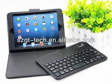 Newest! Bluetooth Keyboard case For iPad Mini