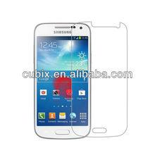 for Samsung Galaxy S4 Mini i9190 Screen Guard Anti-Glare & Anti-Fingerprint Protector by CUBIX