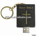 Top venta de santa biblia usb flash drive, de metal santa biblia usb flash drives