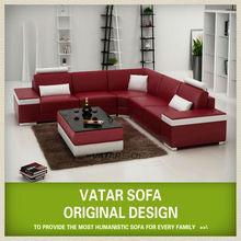 Luxury living room furniture sofa sets Italian