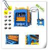 QT10-15 concrete hydraulic paver interlock brick machine