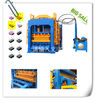 QT10-15 concrete hydraulic paver interlock brick machine