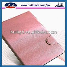 1.96mm Ultra-thin dazzle texture leather case for ipad mini