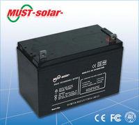 12volt maintenance free battery 100ah