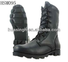 XM,military elite custom made full leather black tactical army jungle boots ALTAMA