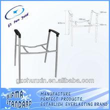 chair steel frame for church chair
