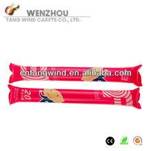 EN71.1.2.3 CMYK Inflatable Cheering Sticks