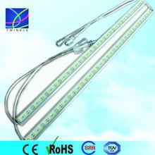 U and V shaped aluminum housing 60leds/m 5050smd led rigid bar strip one meter