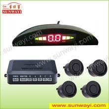 car parking sensor control system,sensor infrared counting system