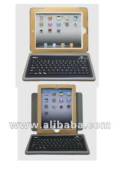2 -in-1 Bluetooth Keyboard Case for iPad 2
