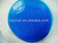 Nails 2000 Blue Color Soak Off UV Gel Polish