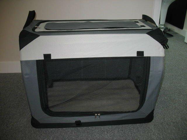 foldable exhibition dog cage