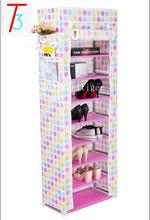 Single Door 9-tier Closed Shoe Rack,Shoe Storage Organzier