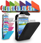 Flip leather cell phone case cover for SAMSUNG GALAXY s3 mini i8190