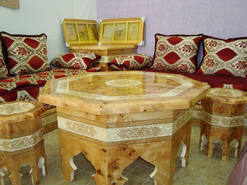 Salon marocain de lots de meubles pliants id du produit for K meuble salon marocain