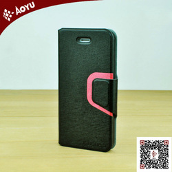 hot selling new product wallet case for I5 in China factory