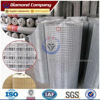 Low price galvanized welded wire mesh/3x3 galvanized welded wire mesh