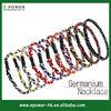 sports wristbands nylon silicone sport goods