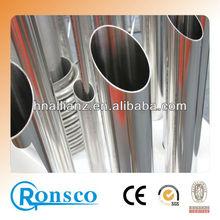 vibration tolerance sus 304 mirror finish stainless steel tube