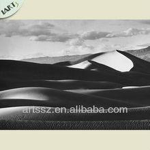 monochrome desert Oil Painting